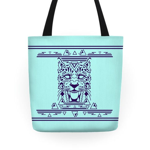 Egyptian Leopard Tote