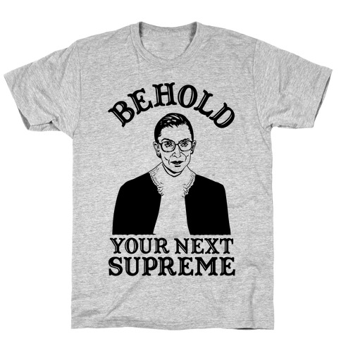 Behold Your Next Supreme T-Shirt