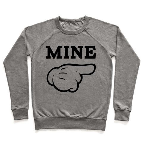 Mine (Left) Pullover