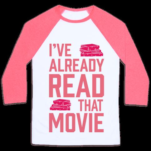 I've Already Read That Movie
