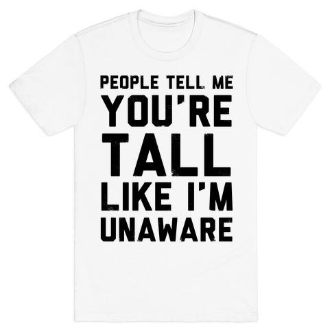 I'm Aware (Vintage) T-Shirt