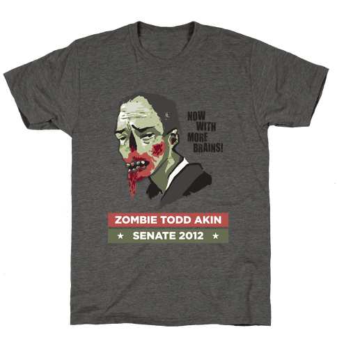 Zombie Todd Akin for Senate