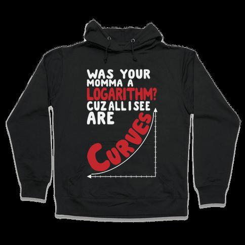Math Pick-up Artist Hooded Sweatshirt