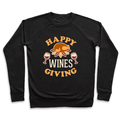 Happy Winesgiving Pullover