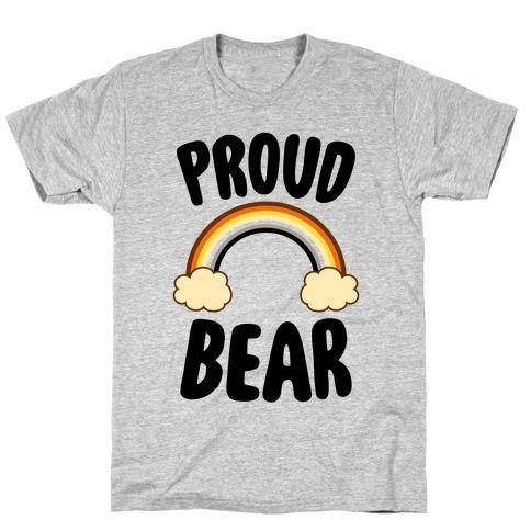 Proud Bear T-Shirt