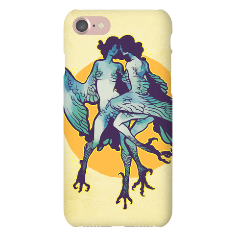 Harpy Monster Girls Phone Case
