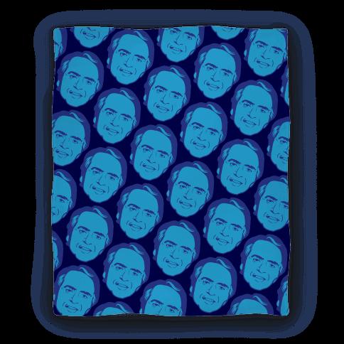 Sagan Pattern Blanket Blanket