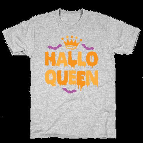 Hallo Queen Mens T-Shirt