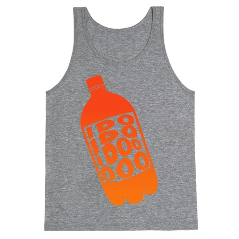 Who Loves Orange Soda ( Half 2 ) Tank Top
