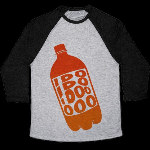 Who Loves Orange Soda ( Half 2 ) Baseball Tee