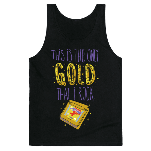 Gold Version Tank Top