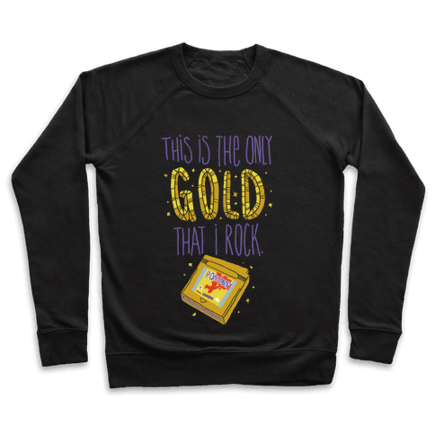 Gold Version Pullover