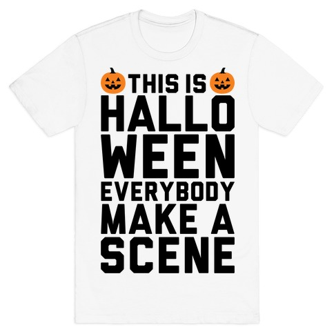 This Is Halloween Mens T-Shirt