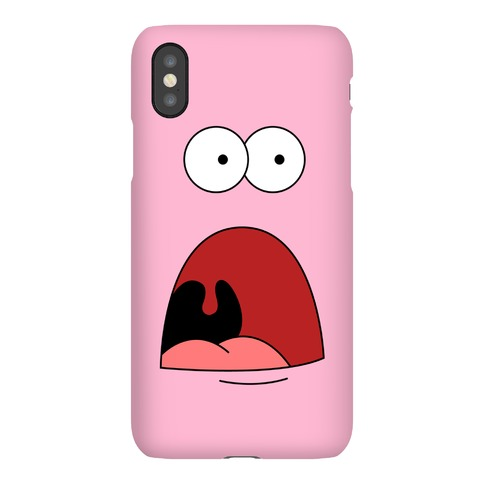 Patrick is Shocked Phone Case