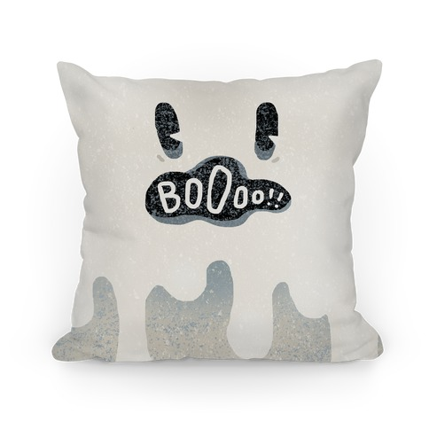 Boo Ghost Pillow