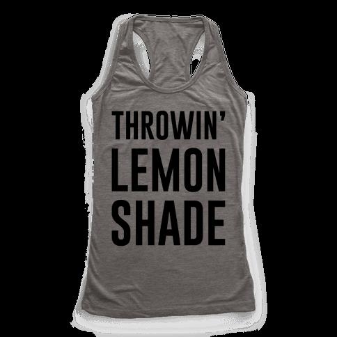 Throwin' Lemon Shade Parody