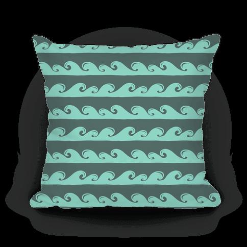 Tidal Wave Pattern