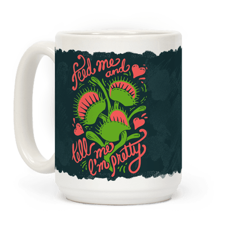 Venus Flytrap: Feed Me and Tell Me I'm Pretty