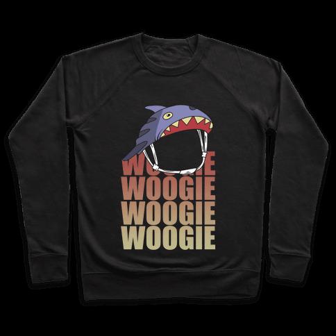 Woogie Pullover