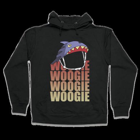 Woogie Hooded Sweatshirt