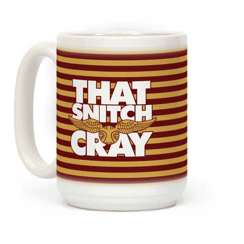 That Snitch Cray