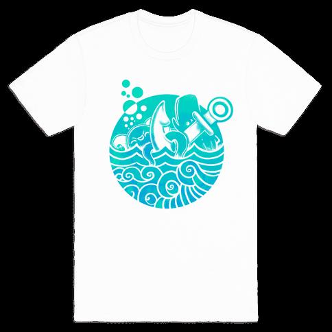 Aqua Friends Octopus & Whale