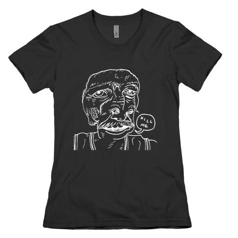 Birdman Krolling Womens T-Shirt
