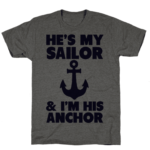 I'm His Anchor