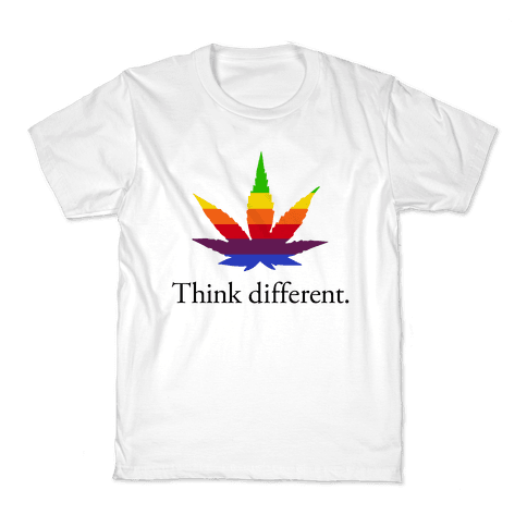 Think Different Kids T-Shirt