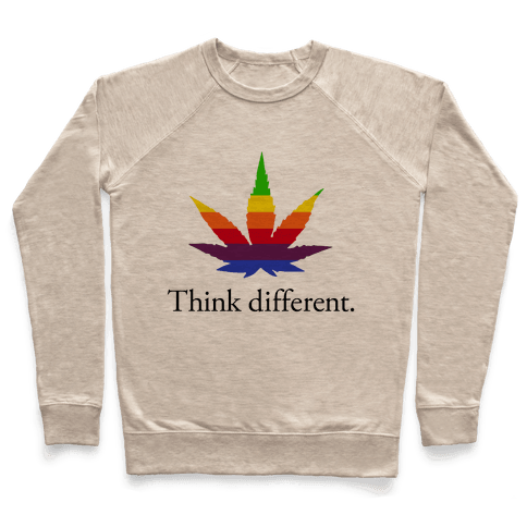 Think Different Pullover