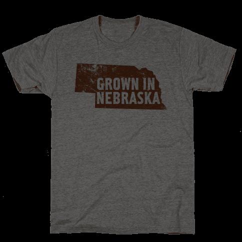 Grown in Nebraska