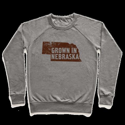 Grown in Nebraska Pullover