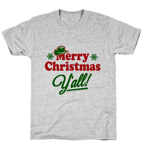 Merry Christmas Y'all! T-Shirt