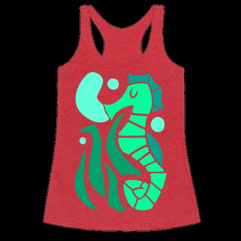 Bubbly Seahorse
