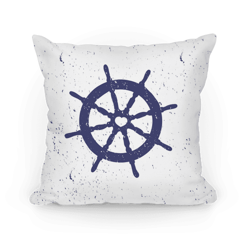 Love Helm Pillow