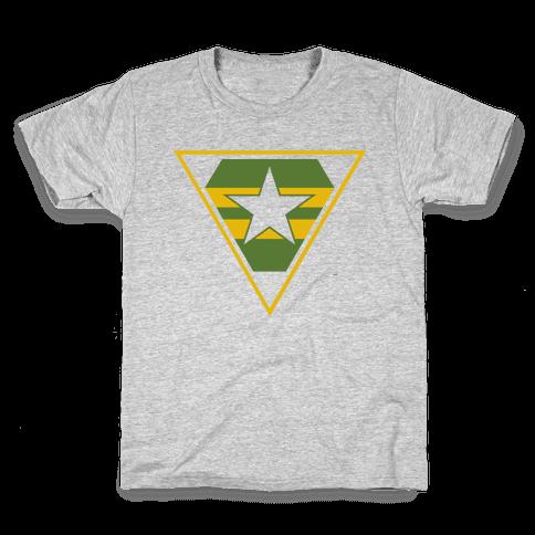Rebel Logo Kids T-Shirt