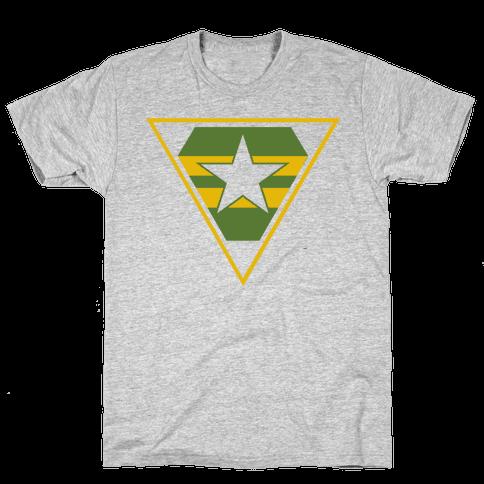 Rebel Logo Mens T-Shirt