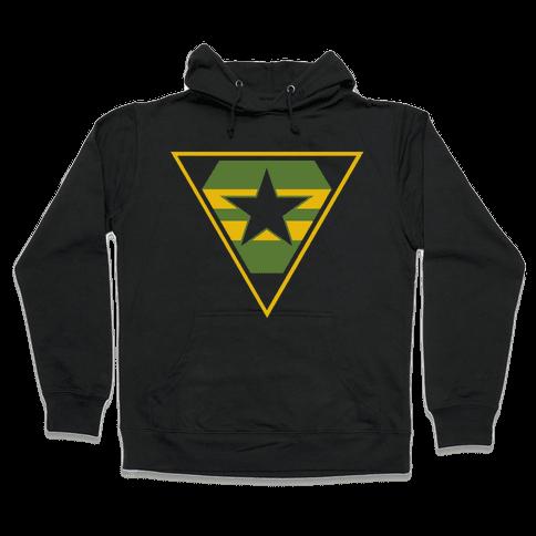 Rebel Logo Hooded Sweatshirt
