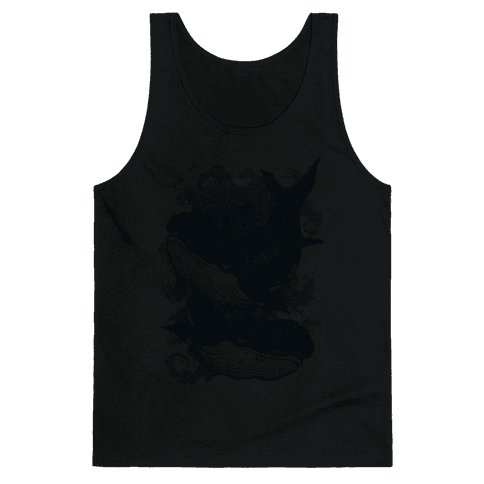 Humpback Whales Tank Top