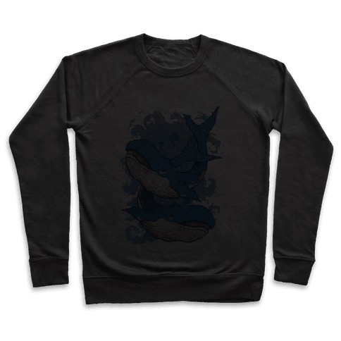 Humpback Whales Pullover