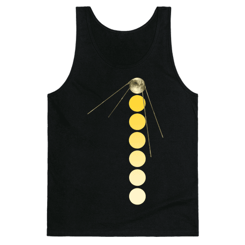 Sputnik Gold (Alternate) Tank Top