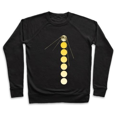 Sputnik Gold (Alternate) Pullover