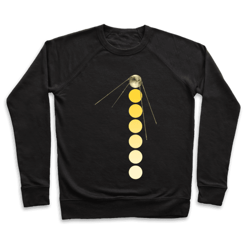 Sputnik Gold (Alternate) Pullover