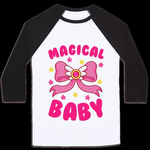 Magical Baby (Moon) Baseball Tee