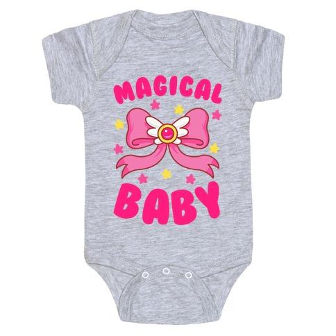 Magical Baby (Moon) Baby Onesy