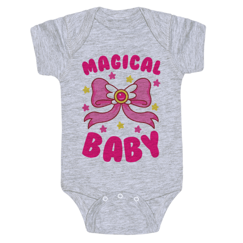 Magical Baby (Moon) Baby Onesy