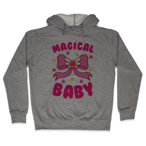 Magical Baby (Moon) Hooded Sweatshirt