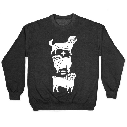 Puggle Equation Pullover