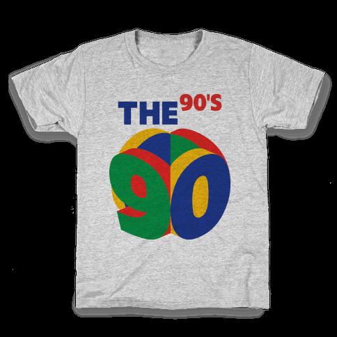 The 90's (Nintendo 64) Kids T-Shirt