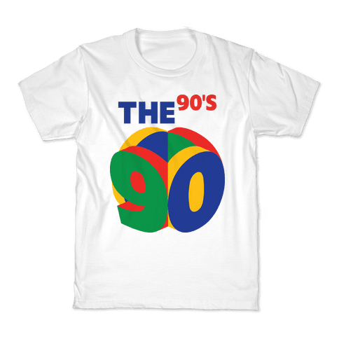 The 90's (Nintendo 64) Kids T-Shirt